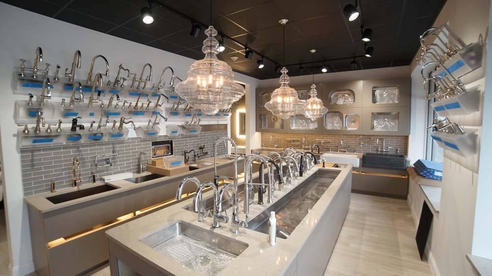 Splash Renovates Kitchen And Bath Showroom In Newton, MA
