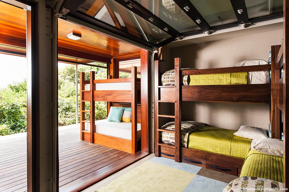 outdoor bedroom design