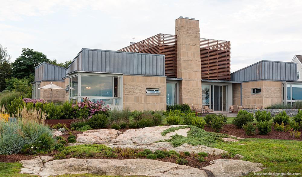 luxury homes landscape architecture