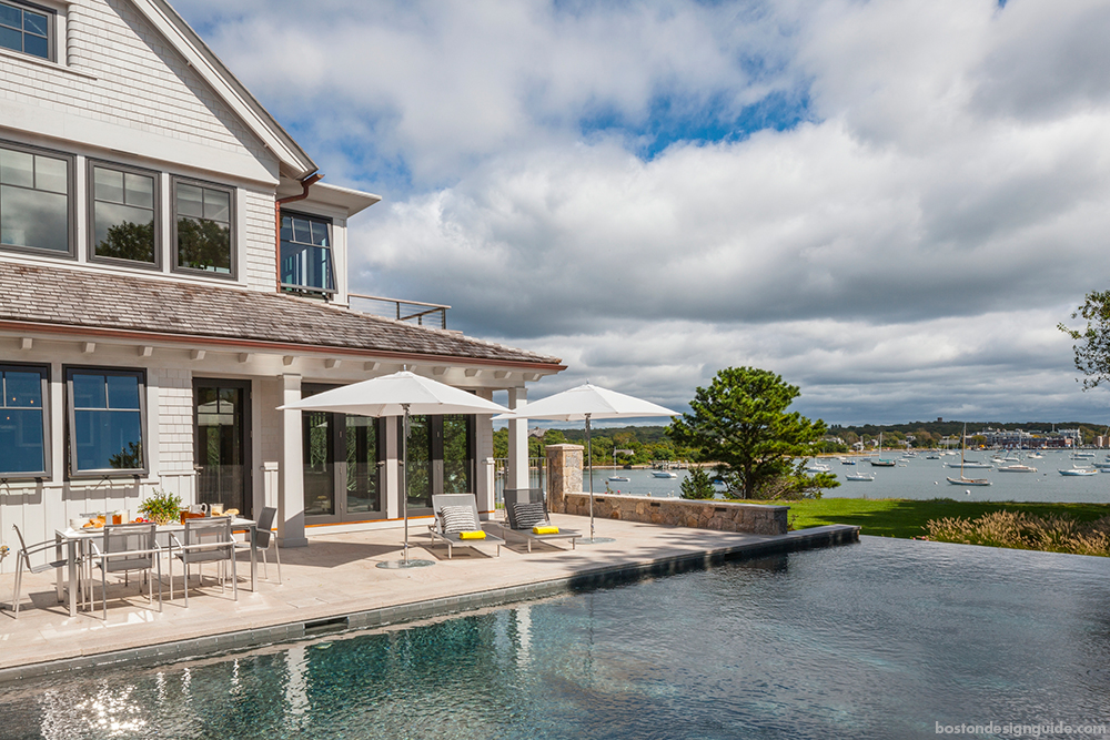 high-end home living on the Cape and Islands