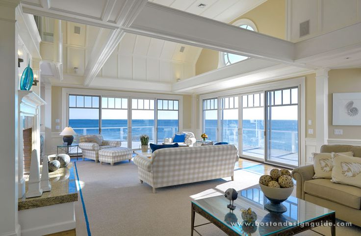 Pinterest Trend of the Week: White, Breezy and Nautical