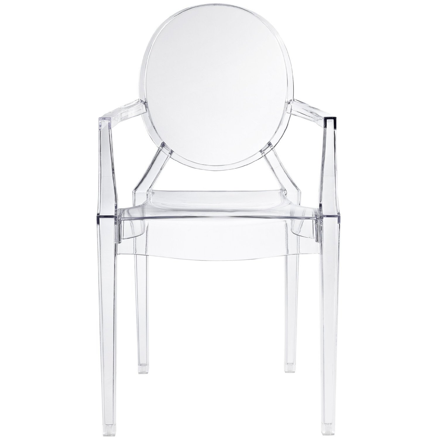 Trending ghost chairs boston design guide for Chaise ghost kartell