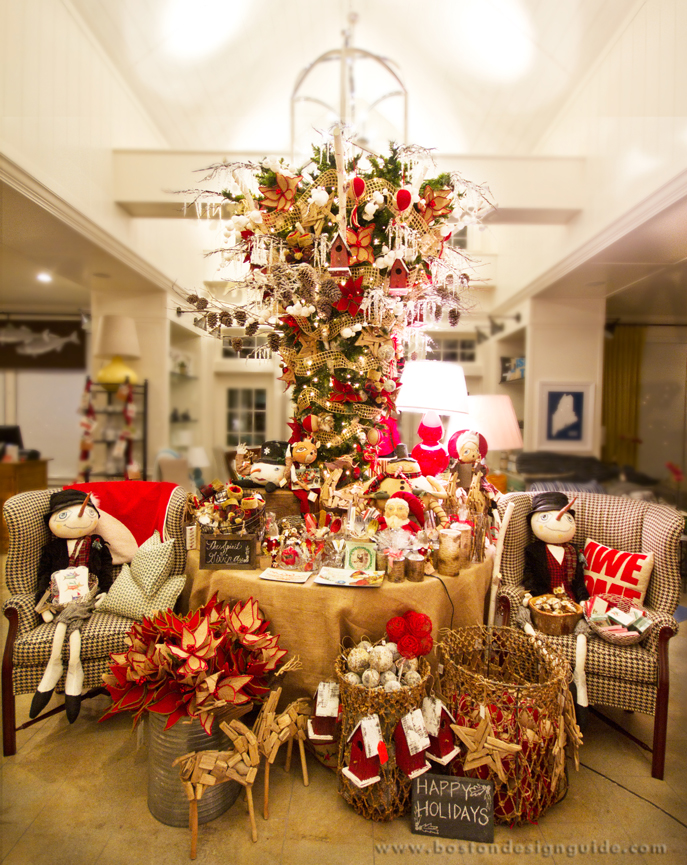 Holiday home d cor gift guide at anthony catalfano home in wells me boston design guide - Home design e decor shopping ...