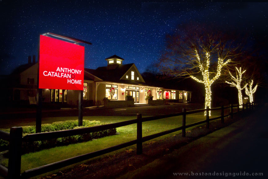 Holiday Home Décor & Gift Guide at Anthony Catalfano Home in Wells, ME