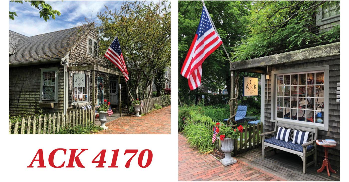 ACK 4170 Nantucket Shop