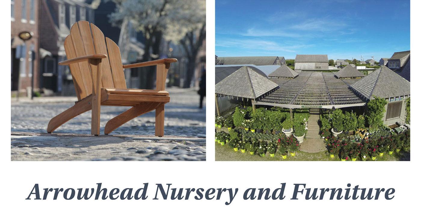 Arrowhead Nursey and Furniture on Nantucket
