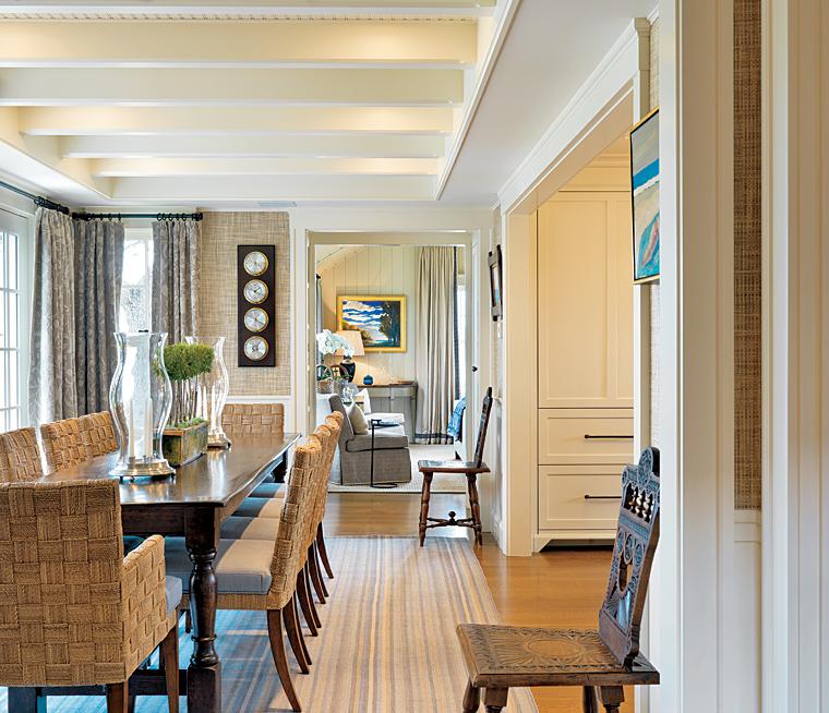 The Maine Dining Room: Anthony Catalfano Interiors