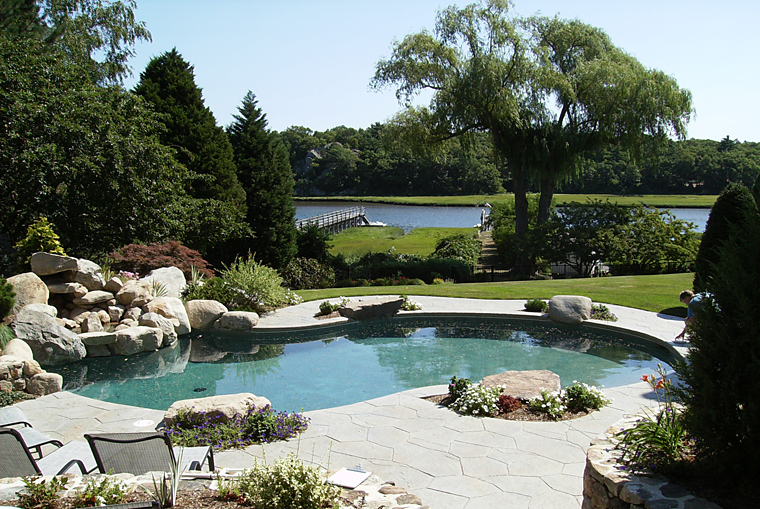 Aquaknot pools inc for Pool design guide