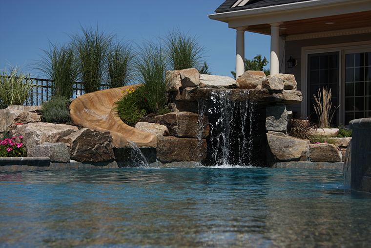 Aquascape Pool Designs. View Gallery