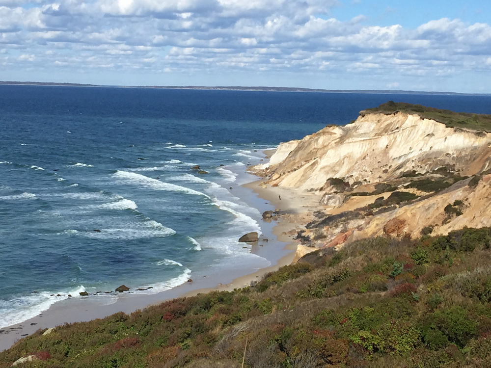 Martha's Vineyard gorgeous ocean views of Aquinnah