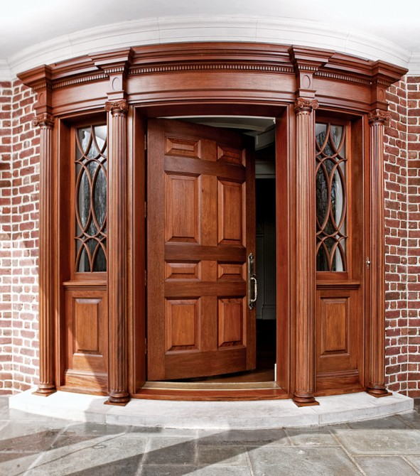 Artistic doors and windows for Door and window design