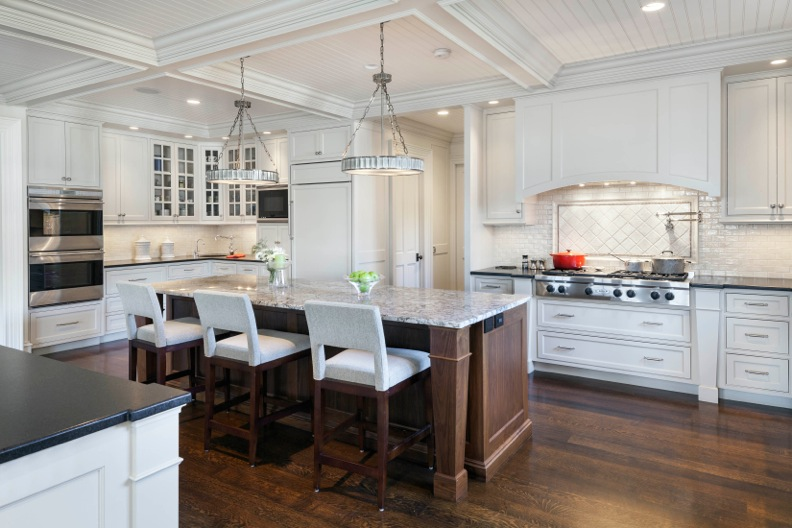 Kitchen Trends Magazine features Sanford Custom Builders