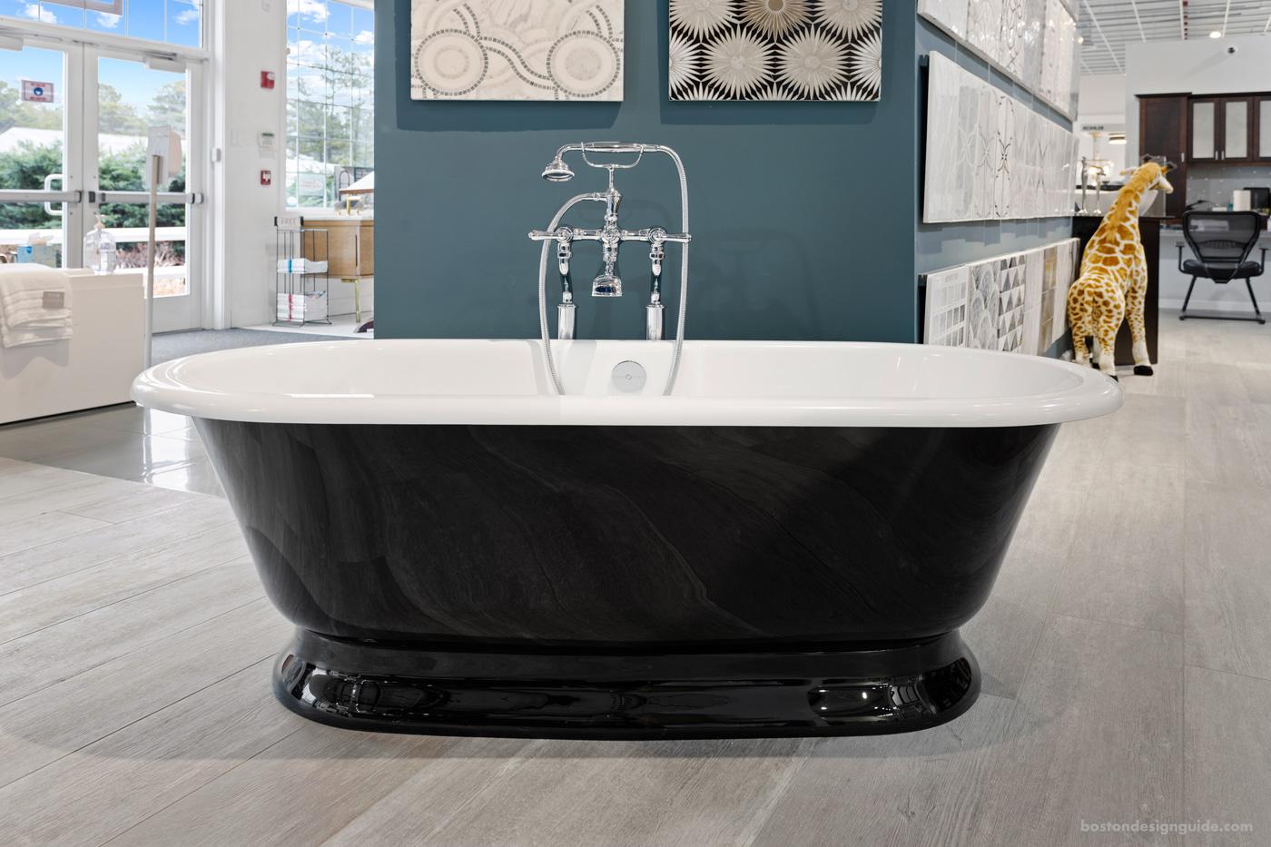 Victoria + Albert freestanding tub