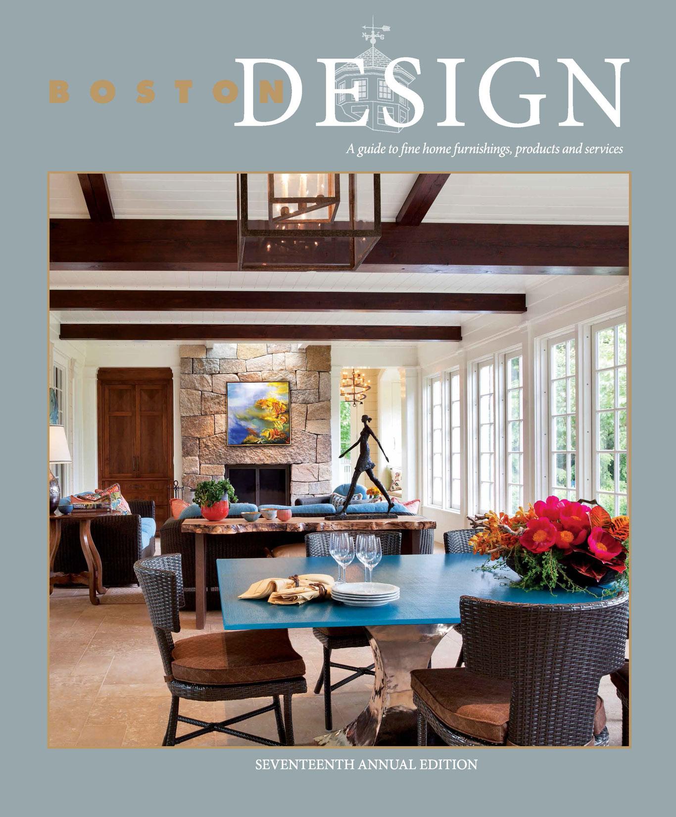 Boston Design Guide 17th Edition Barbara Kotzen Interiors