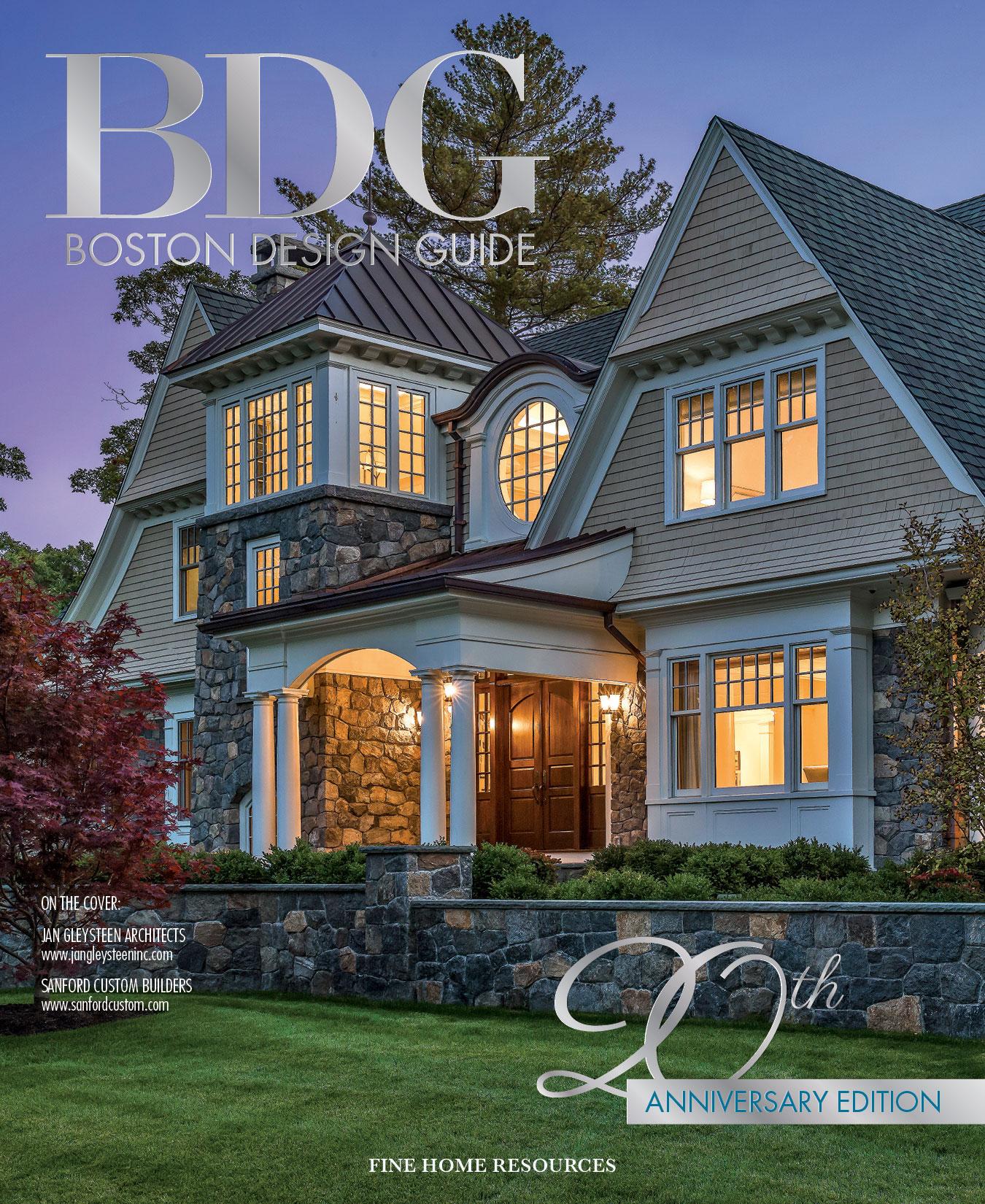 Boston Design Guide 20th Edition Jan Gleysteen Architects Sanford Custom Builders
