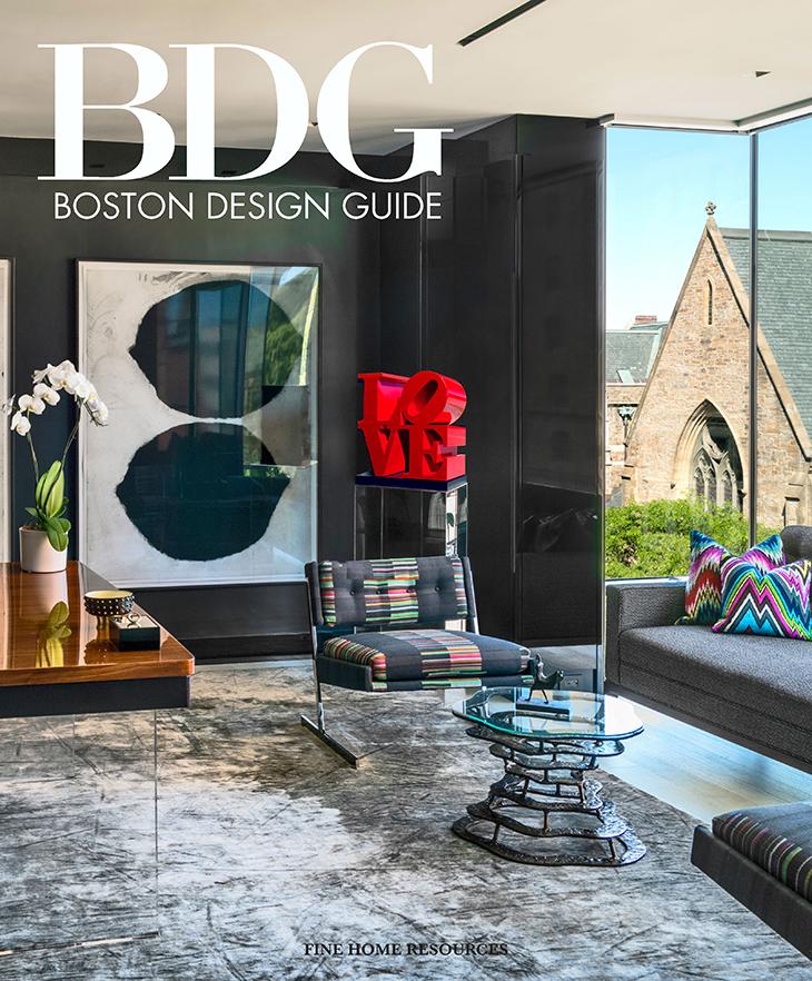 BDG; Summer home design inspiration; Boston homes