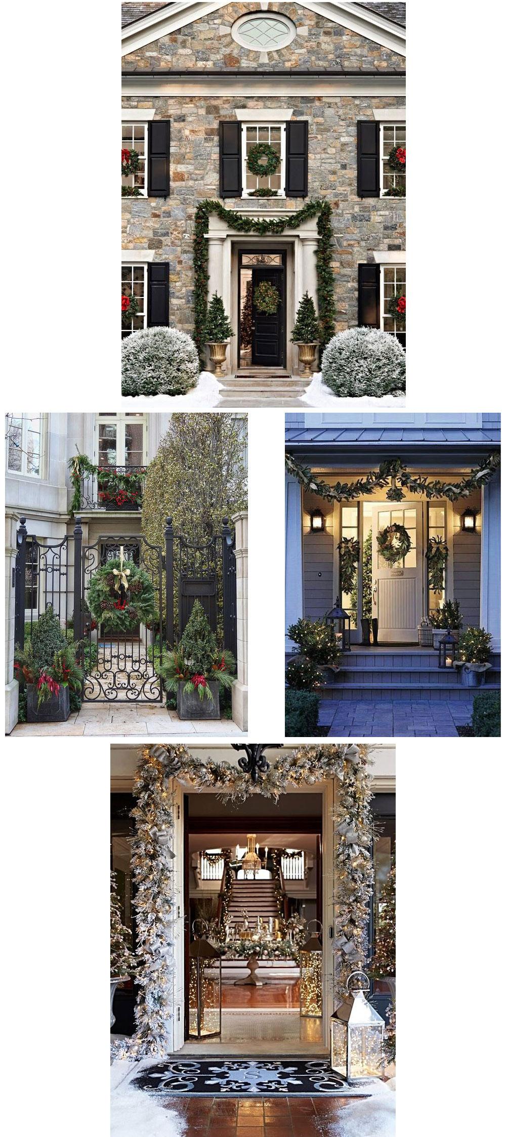 BDG Holiday Door Decor Favorites