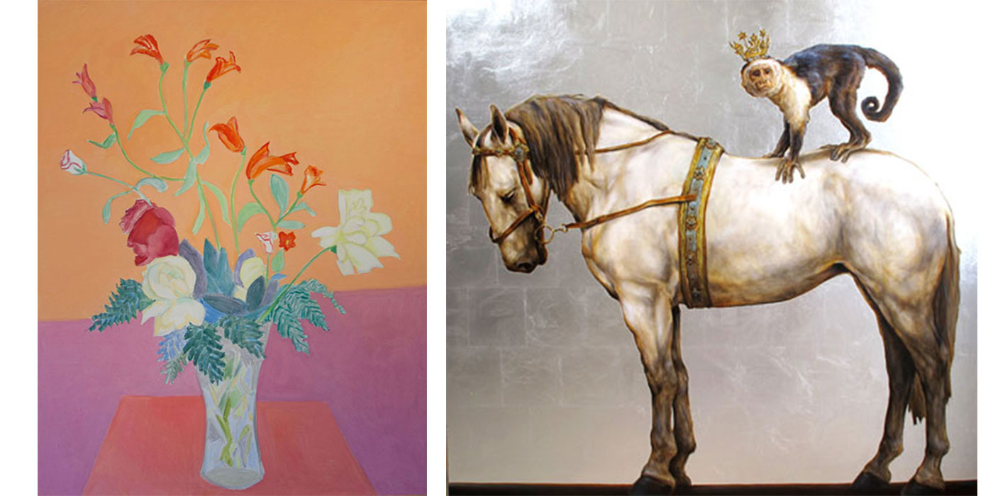 Selected works from the Boston International Fine Art Show Oct. 24-27
