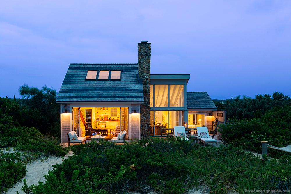 Designer Beach Homes Cape Cod