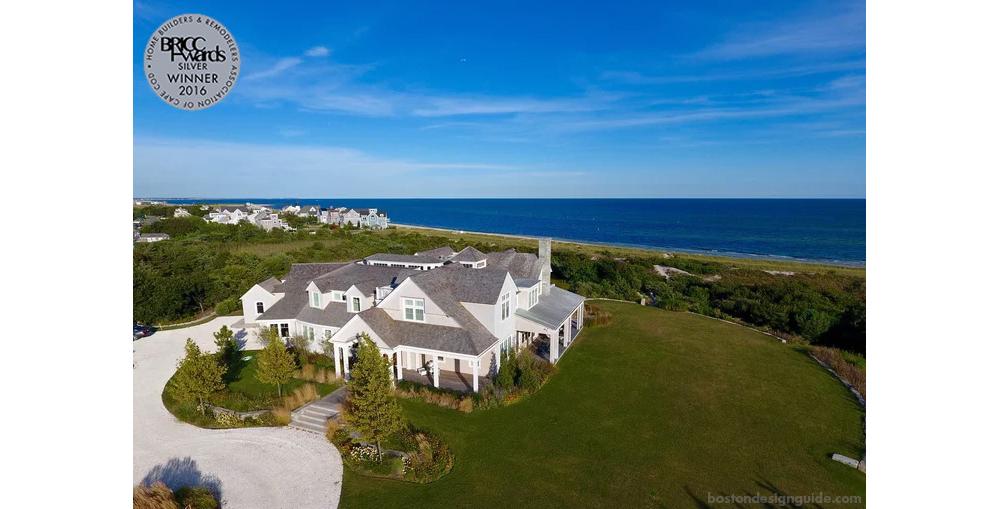 Single Family Home Construction New England Cape Cod