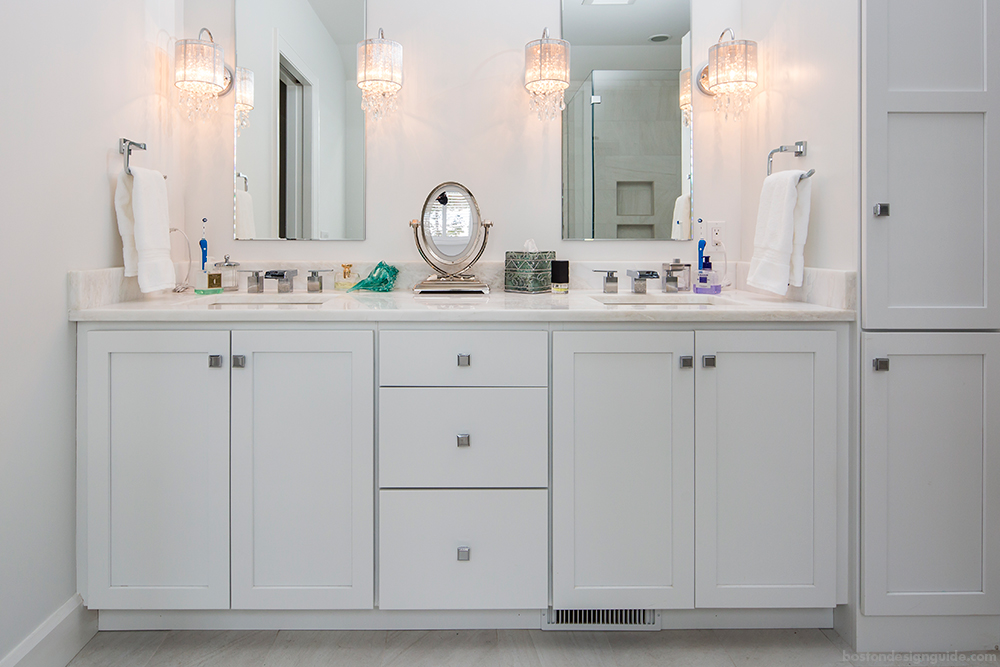 Cape Cod Interior Design Bathroom
