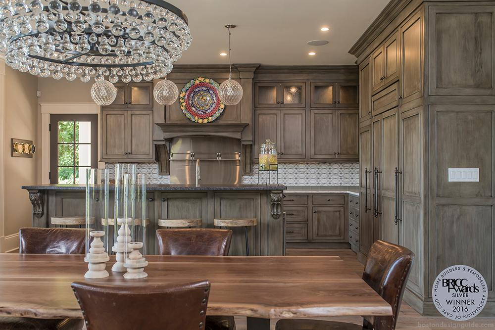 Cape Cod Interior Design Kitchen