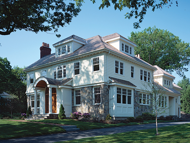 Dean behrend luxury homes for Ma home builders