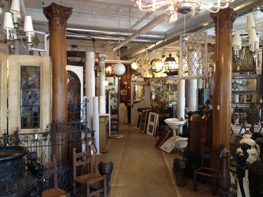 See sip salvage at restoration resources on thursday for Boston architectural salvage