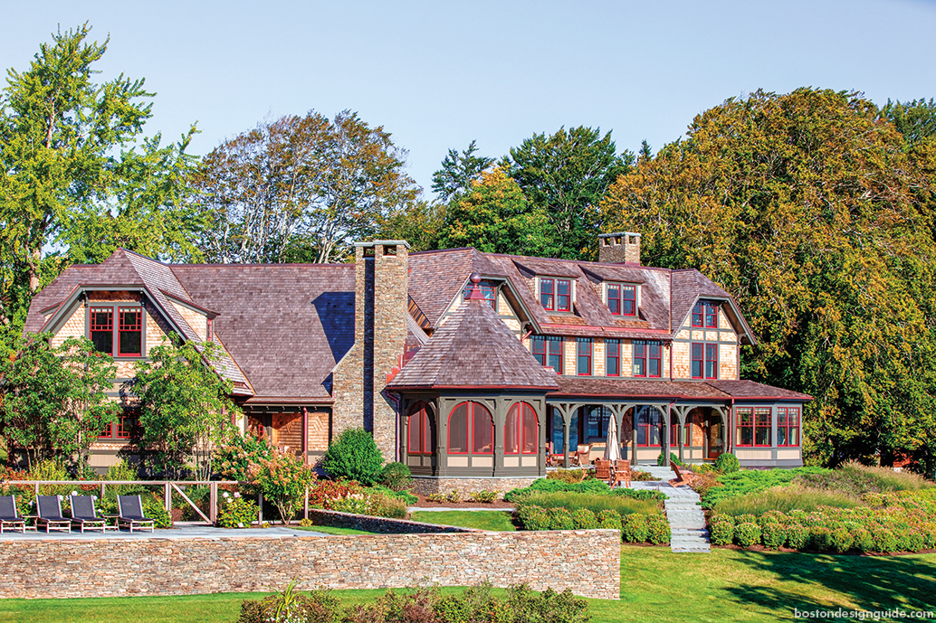 high-end residential architecture in Rhode Island
