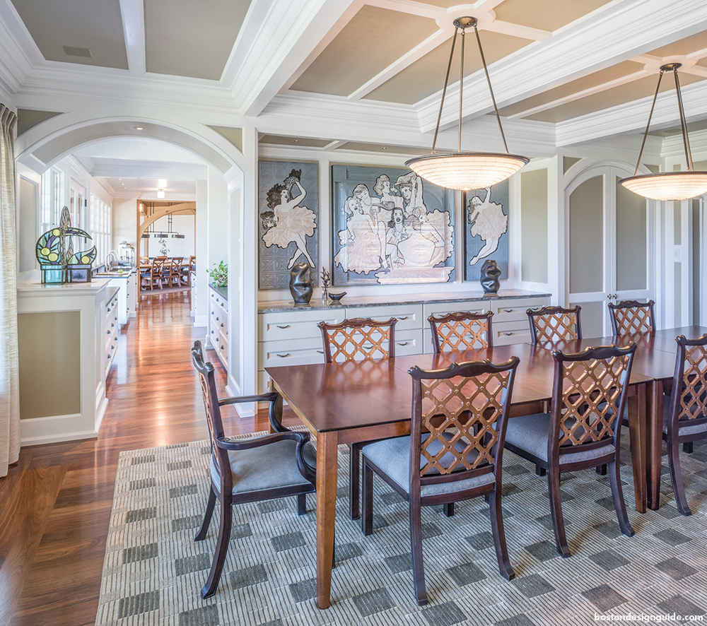 woodworking dining rooms