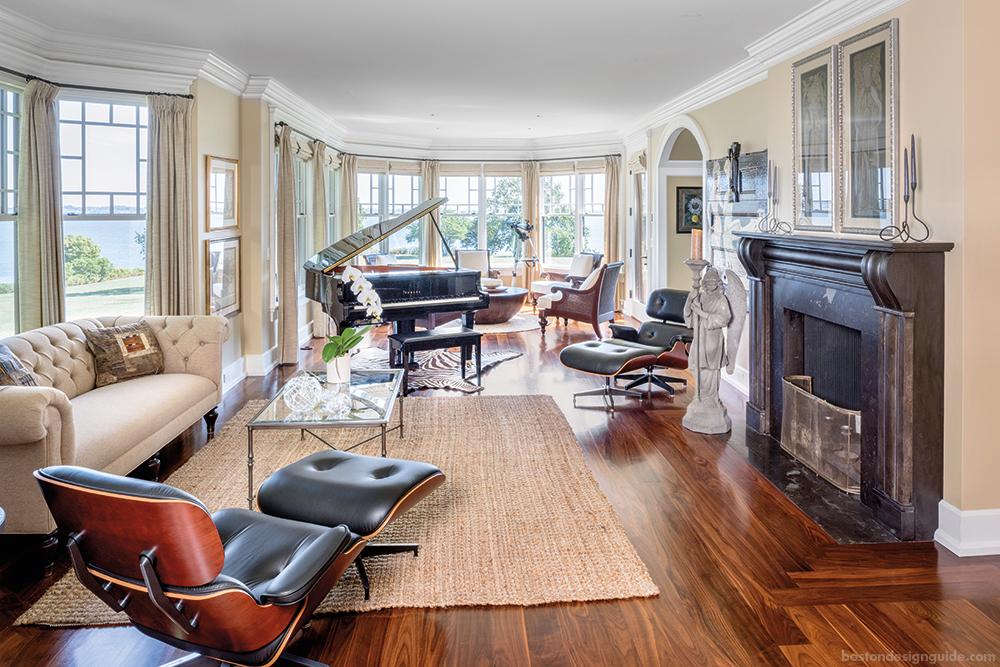 high-end home interiors