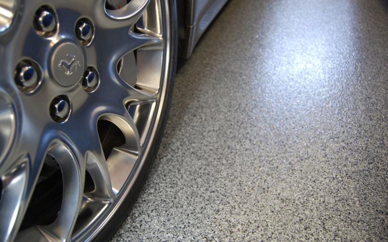 Boston Garage Floor Coating