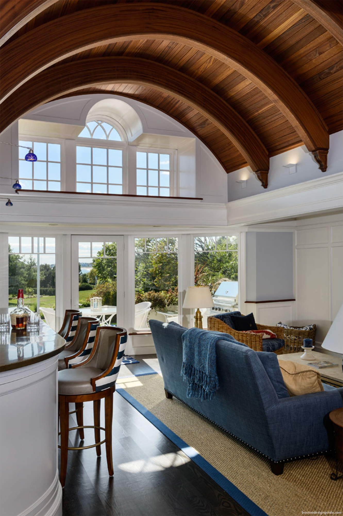 Custom Home builders with nautical inspired homes