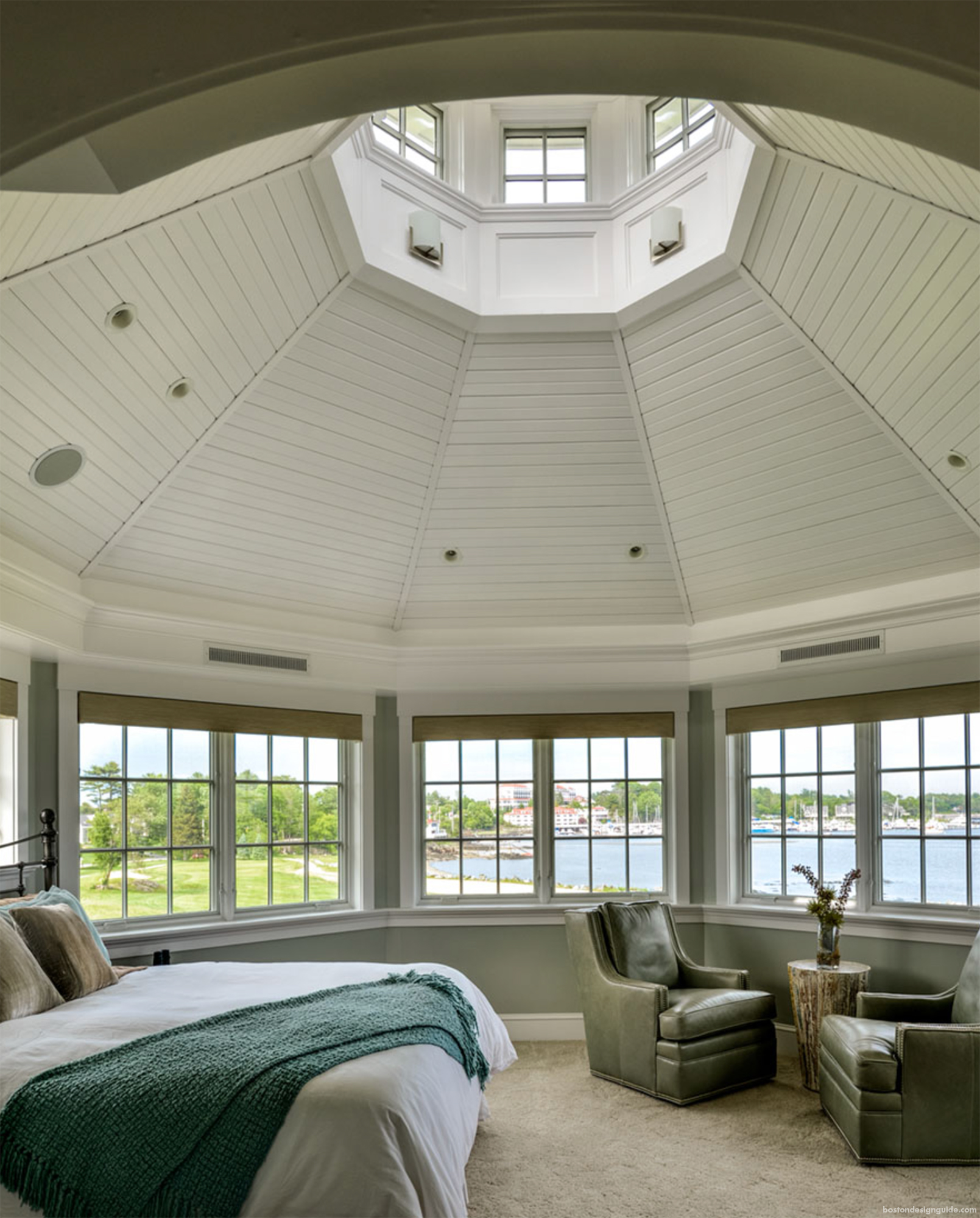 Coastal Home Design in New England
