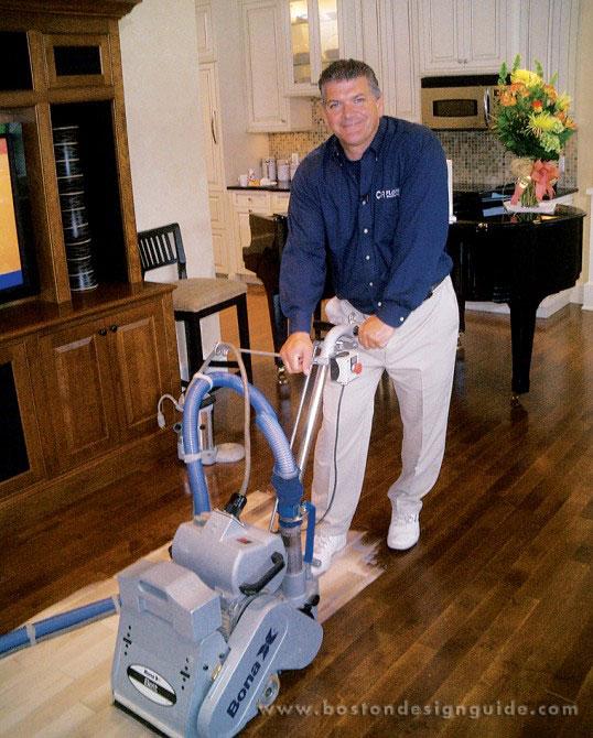 Dustless Hardwood Floor Refinishing dust free sanding View Gallery