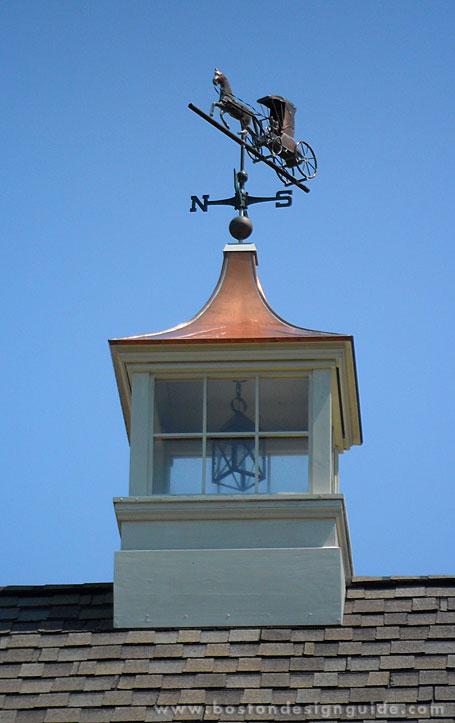 Cape cod cupola boston design guide for Country cupola
