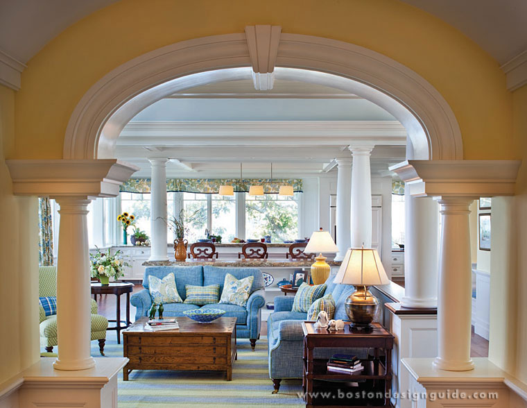 Beautiful archway designs for elegant interiors