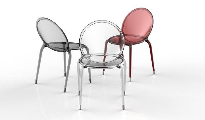 Roche Bobois Loop Chair