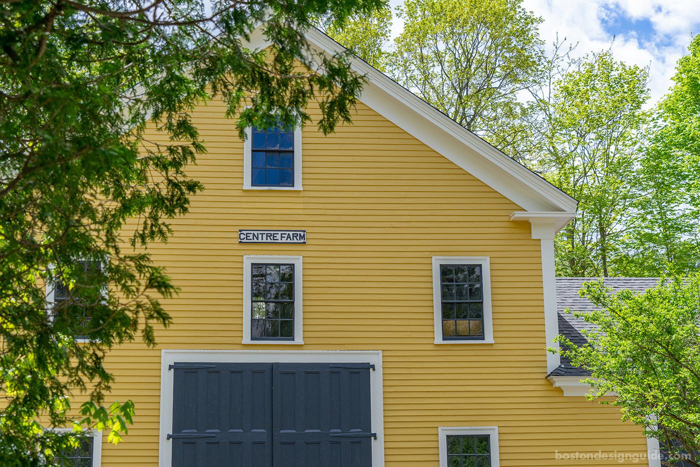 Custom restoration of a Federal-era barn by Cummings Architects