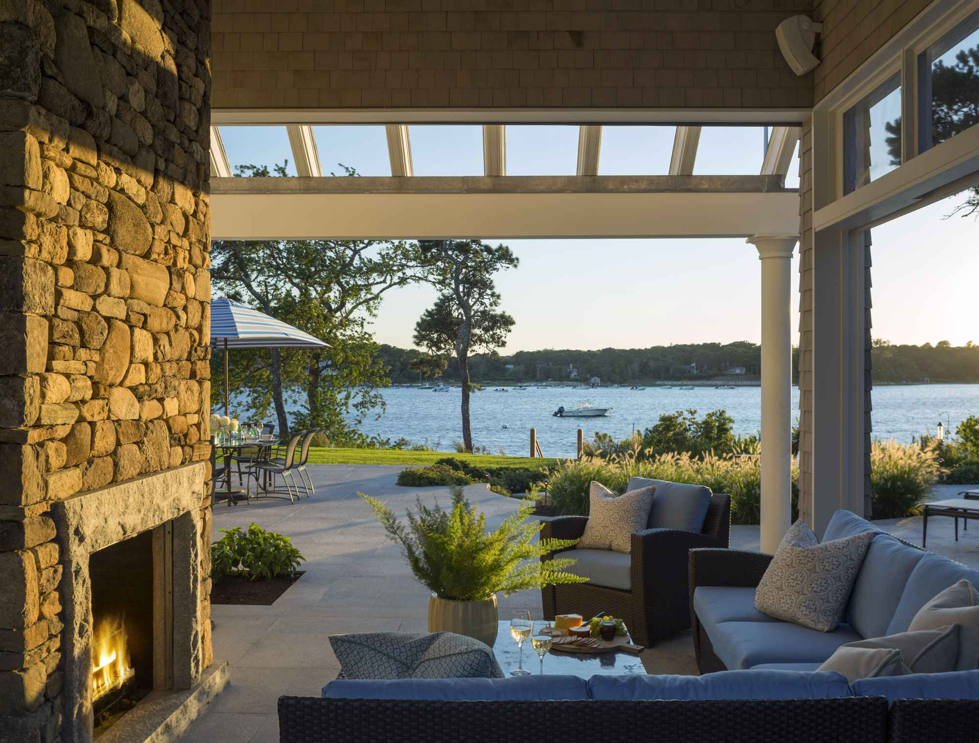 waterfront home in Chatham Cape Cod
