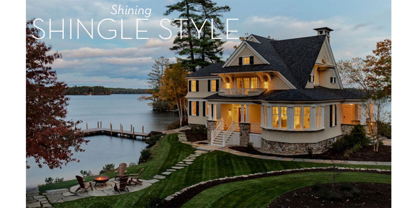 Lake House Renovation on Winnipesaukee by CM Ragusa Builders