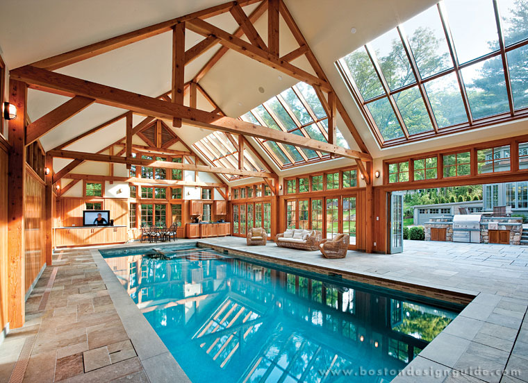 Combined energy systems inc for Indoor pool design guide