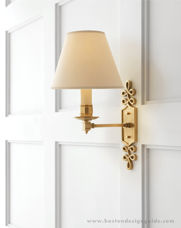Wall Sconces With Lamp Shades : Concord Lamp & Shade