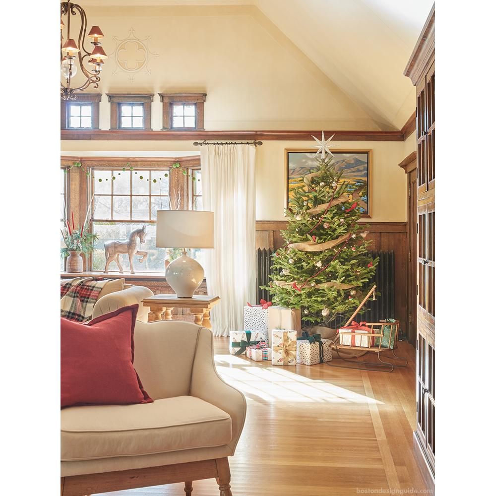 Christmas Tree Holiday Home