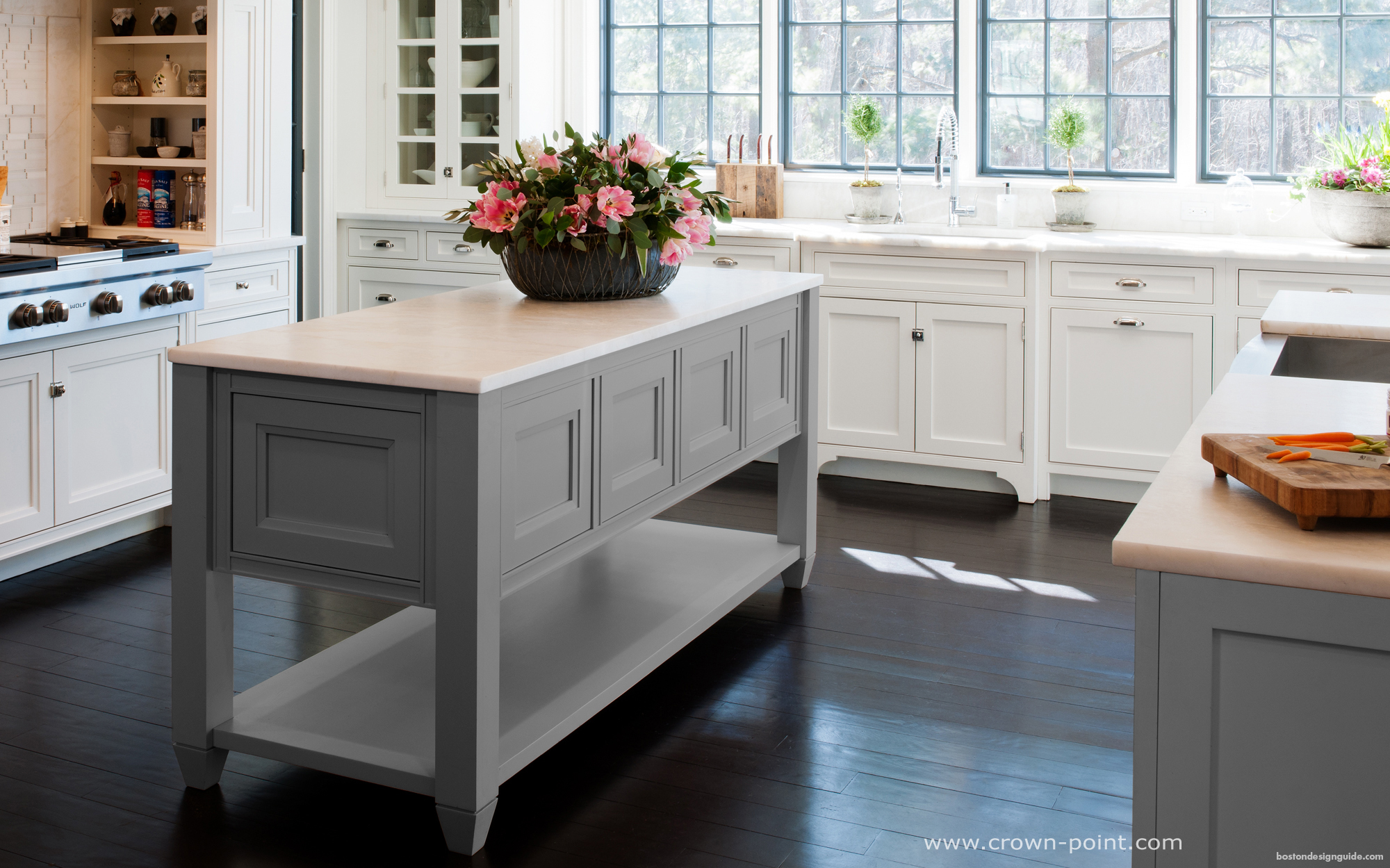 Crown Point Cabinetry Boston Design Guide