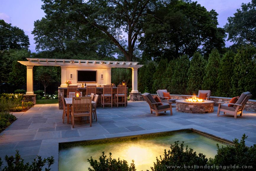Dan K. Gordon Landscape Architects; photography by Greg Premru