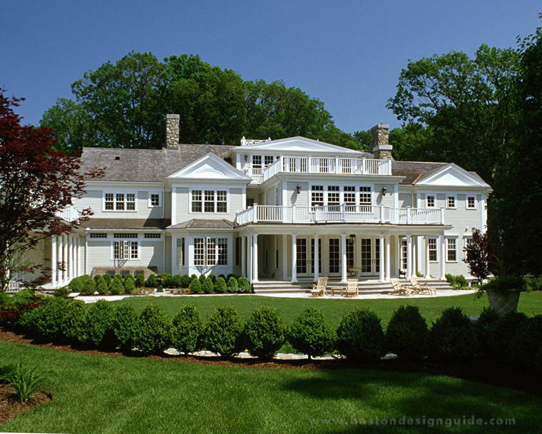 Debenedictis building llc for Building a house in ma
