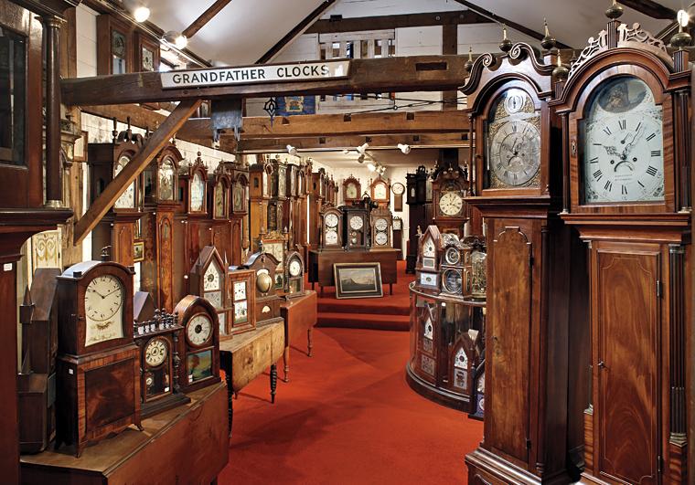Afbeeldingsresultaat voor collectors clocks