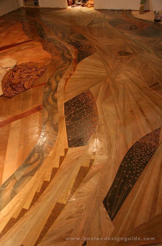Design wood floors for Hardwood floor ideas