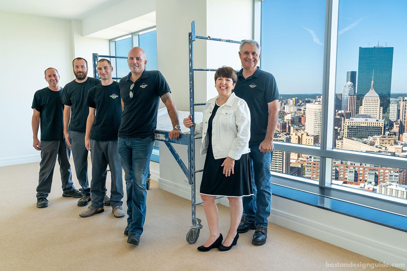 DiFoggio Electric, a full-service electrical contracting company in Boston